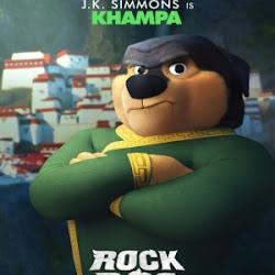 Poster Rock Dog 2016