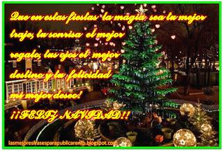 Frases De Navidad: Que En Estas Fiestas La Magia