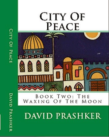 http://www.amazon.com/City-Of-Peace-Waxing-Volume/dp/0692303057/ref=sr_1_1?ie=UTF8&qid=1412288766&sr=8-1&keywords=david+prashker