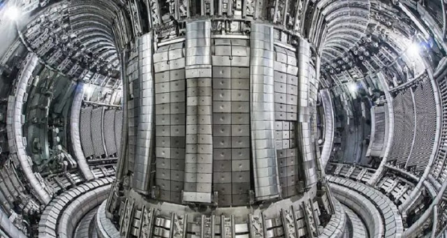 English nuclear fusion reactor restarted for the first time in 23 years