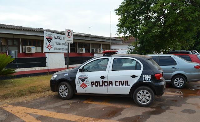 Armas e munições são apreendidas pela polícia em Cacoal