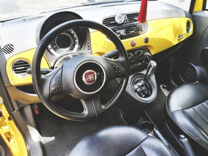 Fiat 500 độ thể thao phong cách Wide-Body ở Sài Gòn