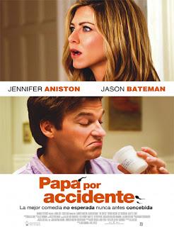 The Switch (Papá por accidente) (2010) [Latino]