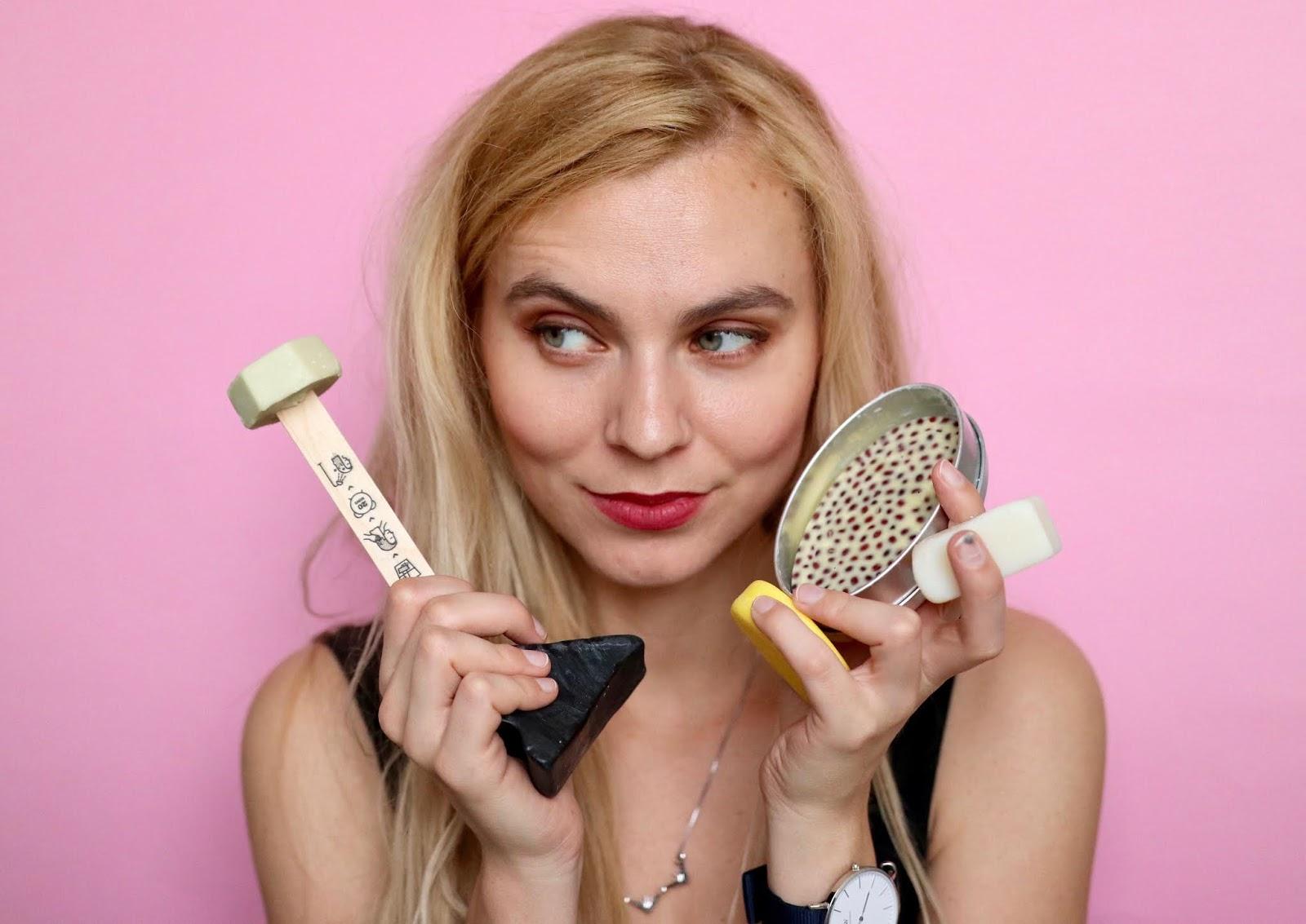 kozmetika bez obalu, zero waste kozmetika