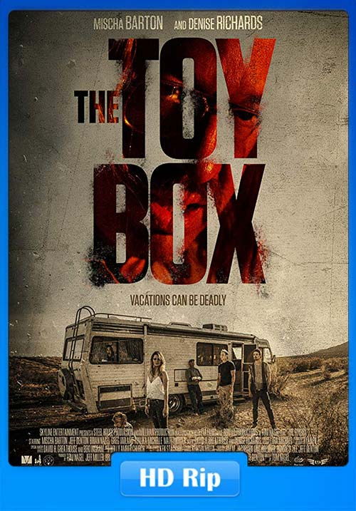 The Toybox 2018 English 720p HDRip x264 | 480p 300MB | 100MB HEVC