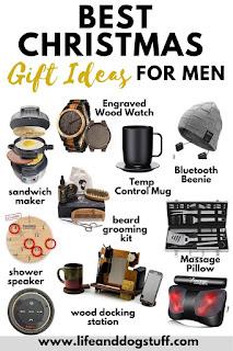 20+ Best Christmas Gift Ideas For Men.