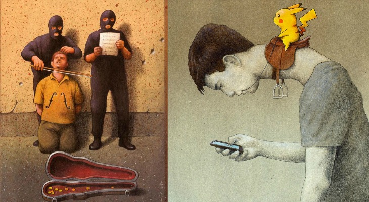 This Activist's Artwork Speaks Volumes About Present-Day Society [Must See]