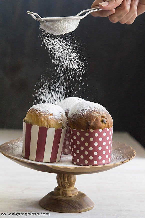 El gato goloso: Aprende la receta de el panettone casero. Un pan dulce delicioso para las fiestas navideñas