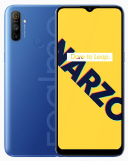 Realme Narzo 10, Realme Narzo 10A Price in India, Specifications, Features and more in Telugu