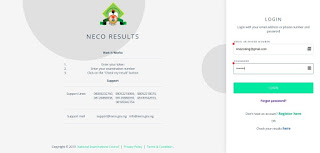 How to Purchase NECO Result Token for SSCE, BECE & NCEE [PHOTOS]