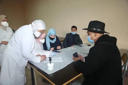 أخبار المغرب: عدد مستفيدي لقاح فيروس كورونا يتجاوز 550 ألف شخص