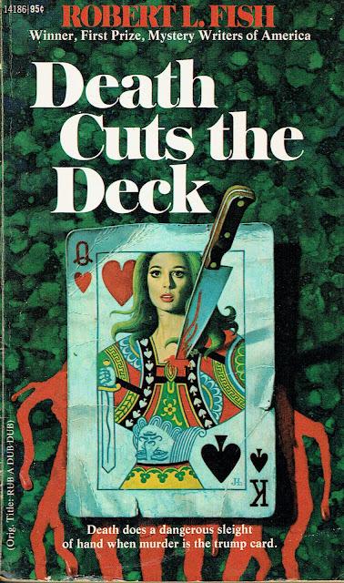 Death Cuts the Deck by Robert L. Fish