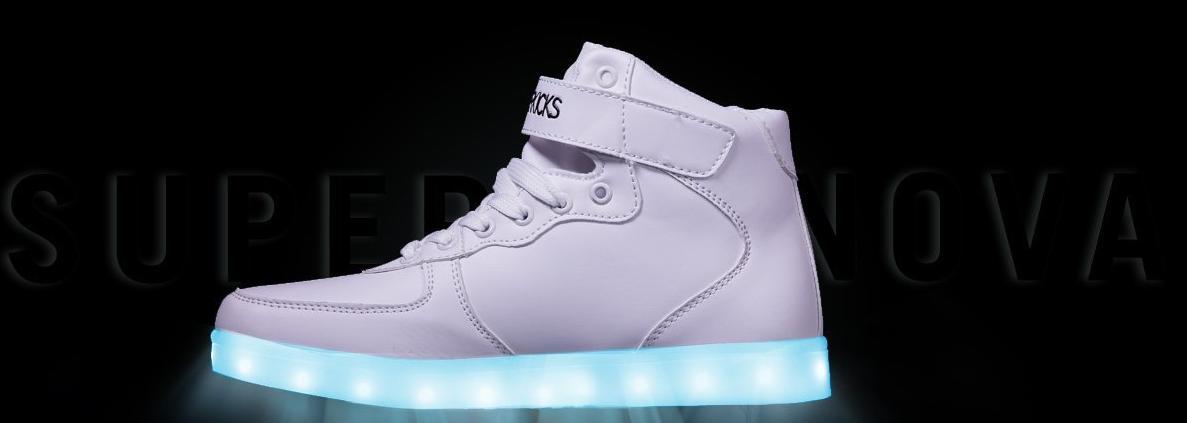 Skechers White Shoes Mens