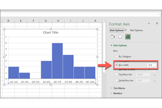 Cara Lengkap dan Termudah Membuat Histogram di Microsoft Excel mivielink