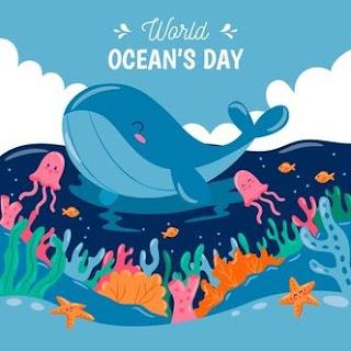 hari laut sedunia [world ocean day] 2020 -hari laut sedunia adalah