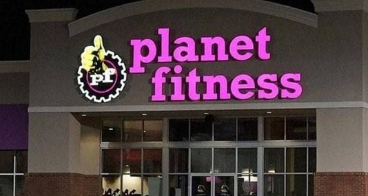 Planet Fitness 2019