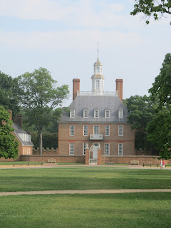 Colonial Williamsburg - stunning architecture