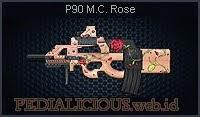 P90 M.C. Rose