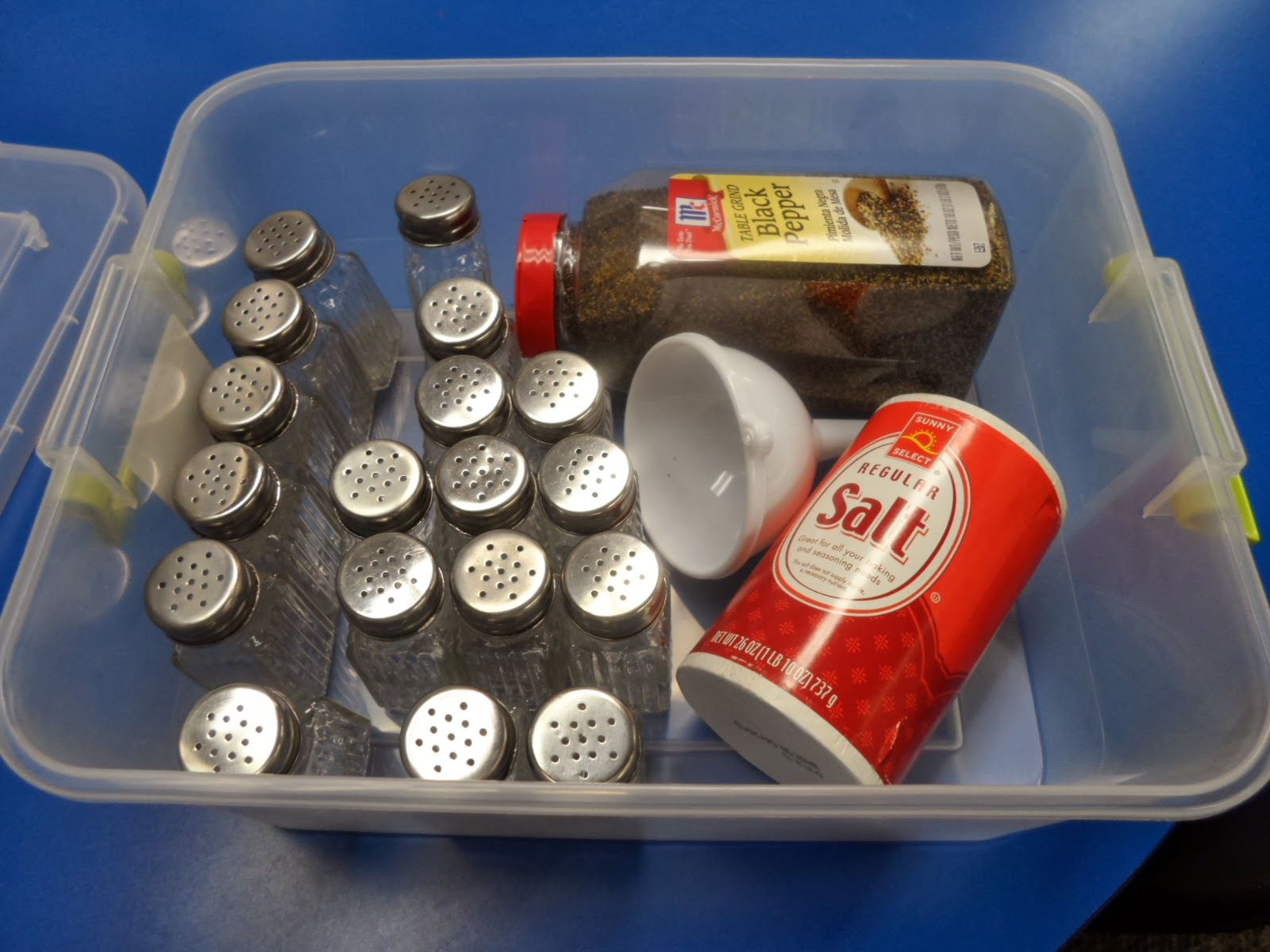 Empowered By Them Salt Amp Pepper Filling Activity Box