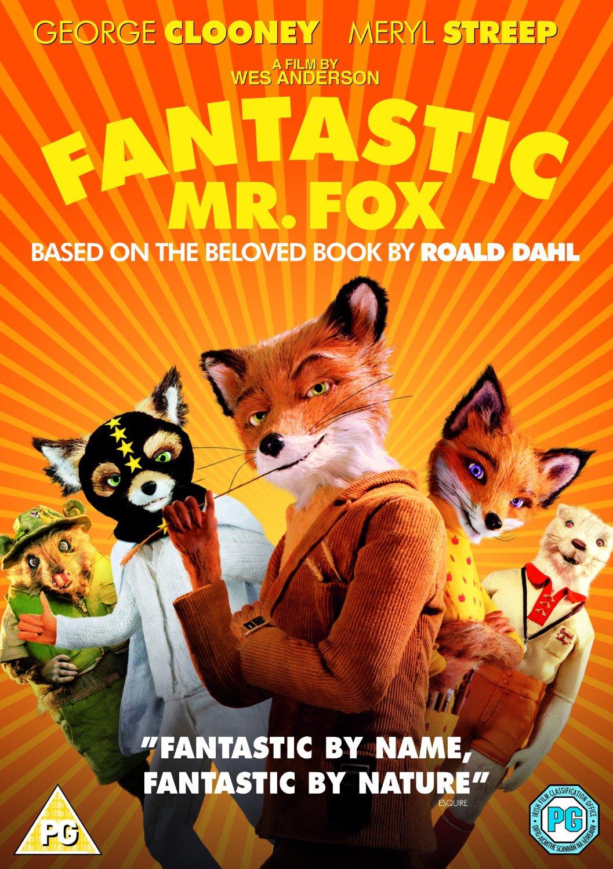 Lavender Inspiration Fantastic Mr Fox Family Movie Review