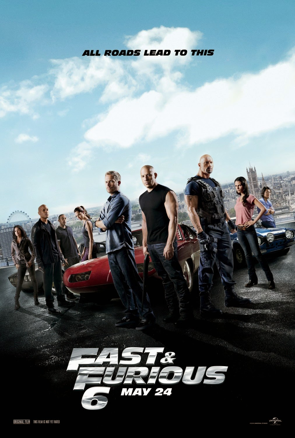 Fast & Furious 6 2013 - Full (HD)