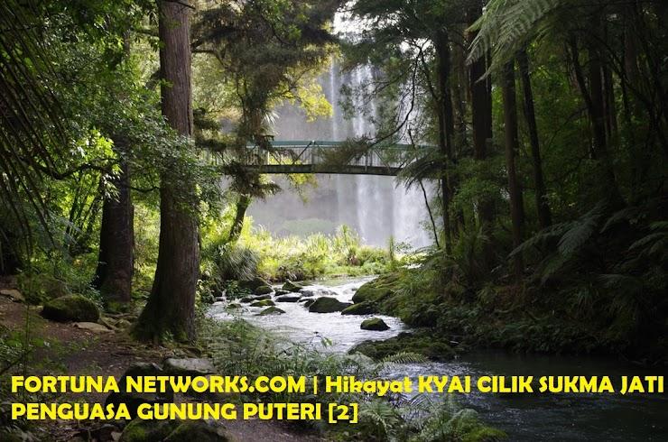 FORTUNA NETWORKS.COM | Hikayat KYAI CILIK SUKMA JATI PENGUASA GUNUNG PUTERI [2]