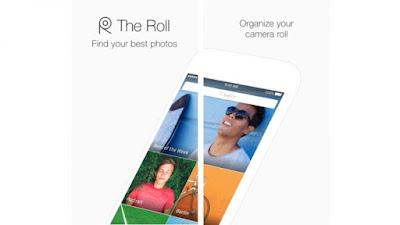 The Roll, Aplikasi Yang Memudahkan Anda Untuk Menemukan Foto Terbaik Di Gallery iPhone