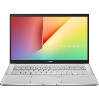 "ASUS VivoBook S S14 Intel Core i5-1135G7 11th Gen, 14"" (35.56 cm) FHD Thin and Light Laptop (8GB RAM/512GB SSD + 32GB Optane Memory/Windows 10"