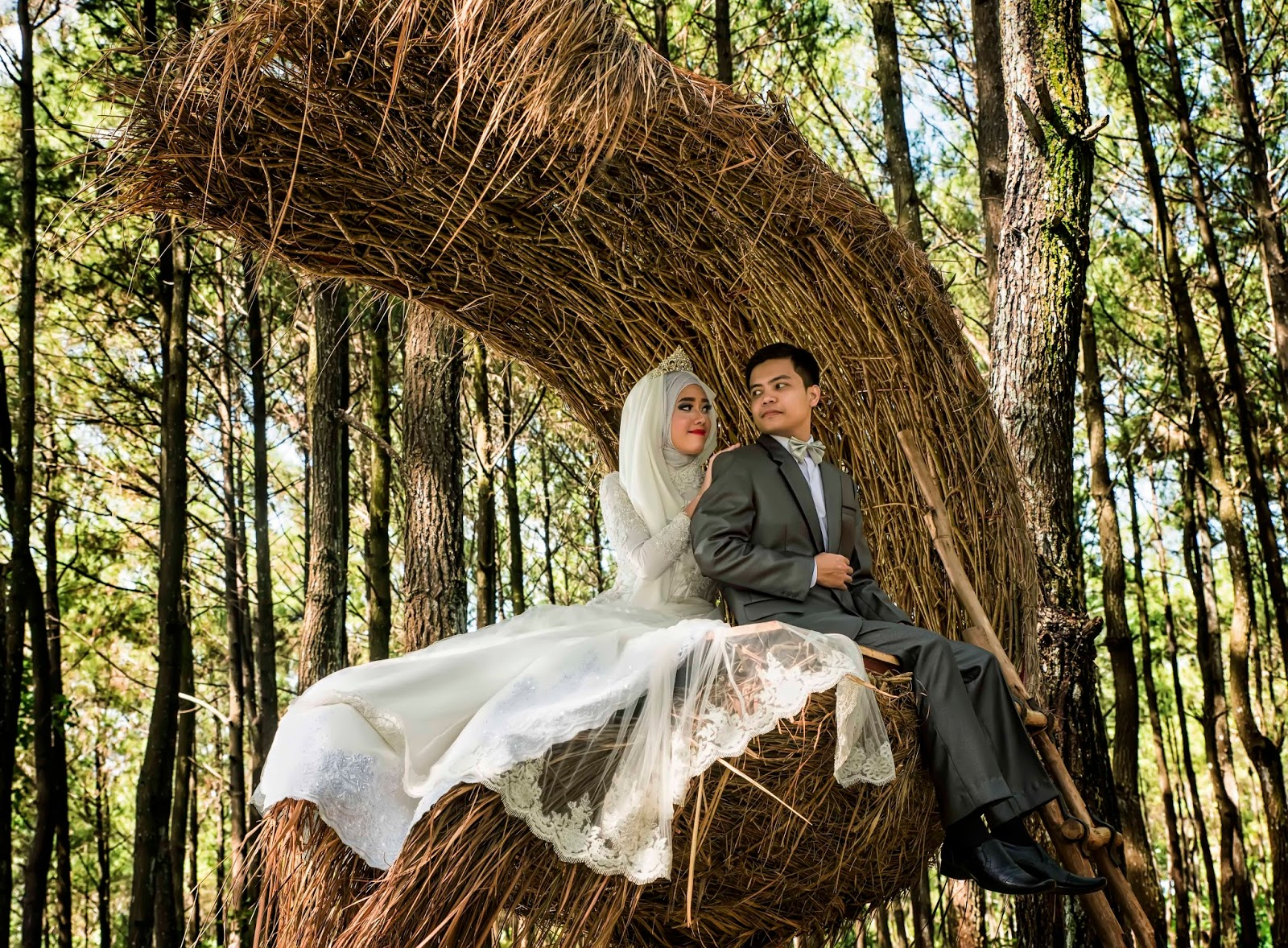 Prewedding Elegant and Traditional