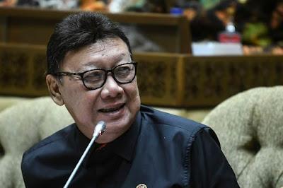 Menteri Tjahjo Ungkap Maraknya Keberadaan Calo Saat Tes CPNS