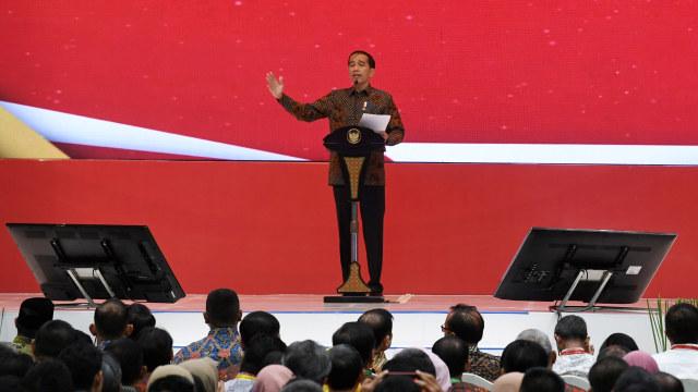 Jokowi Marah Lagi, Belanja Numpuk di Akhir Tahun