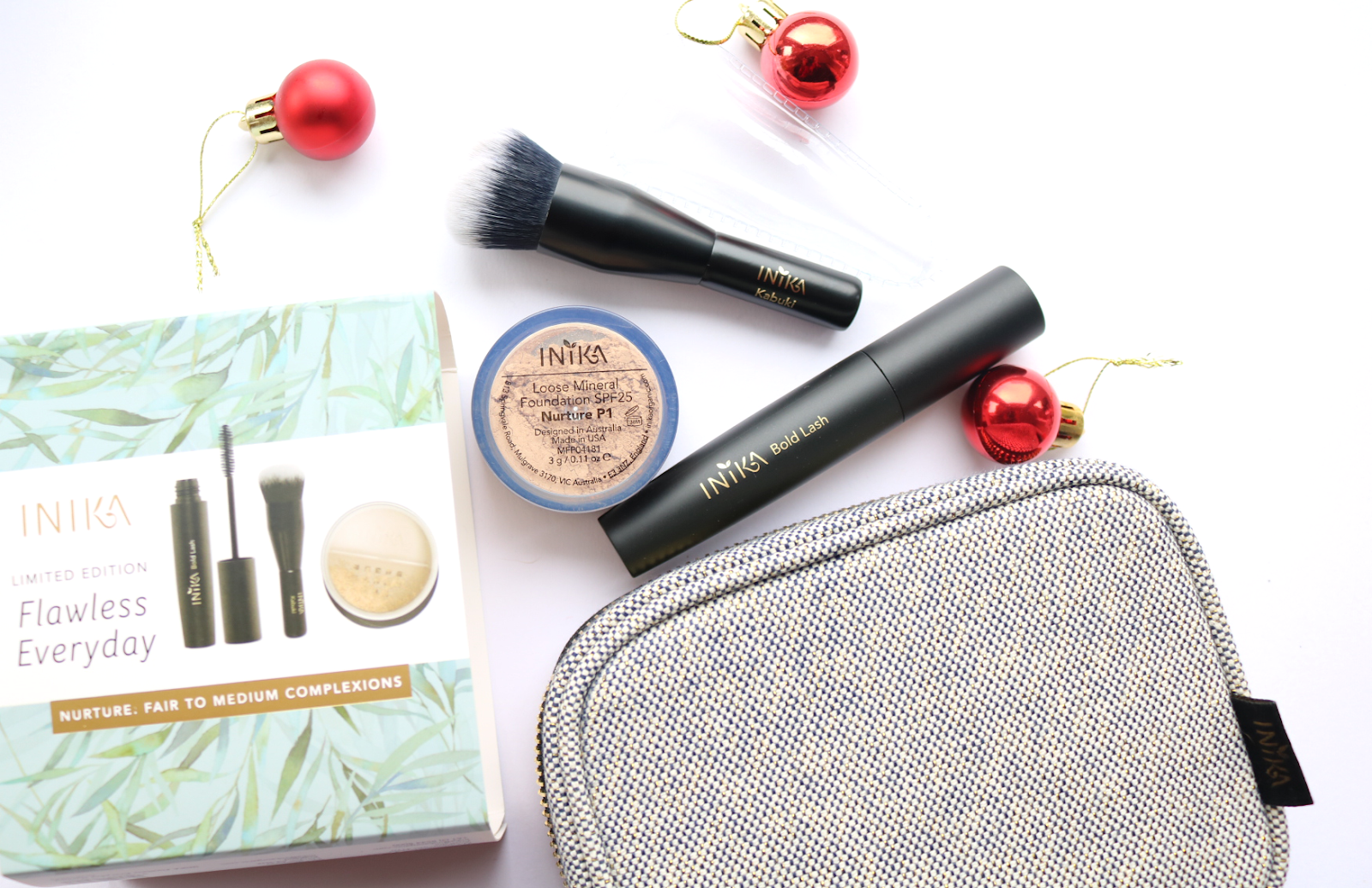 Inika Limited Edition Flawless Everyday Gift Set