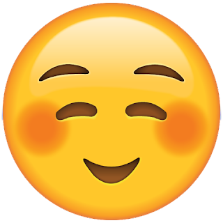 WhatsApp Smiling Face Emoji