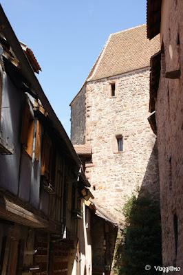 Torre dei Ladri di Riquewihr