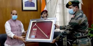 Rajnath Singh flags off Indian Army skiing expedition ARMEX-21