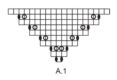 Crochet Lace Diagram Crochet Slipper Diagram Wiring