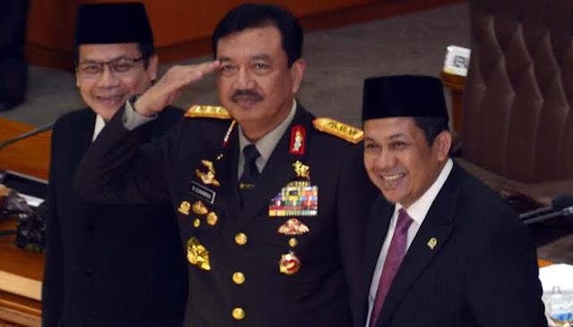 Fahri Hamzah 'Makanan' Intelijen