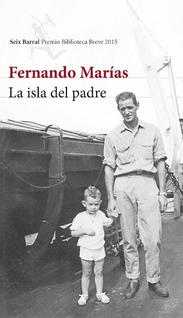 La isla del padre, de Fernando Marías