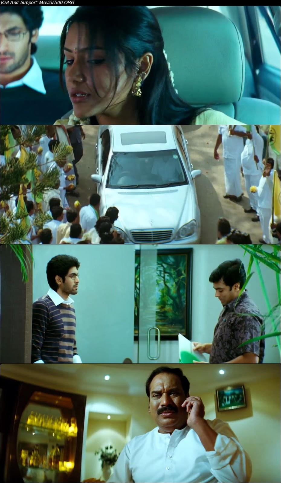 Leader 2010 Hindi Dubbed 500MB Download BluRay 480p at movies500.site