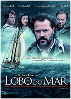 Lobo do Mar DVDRip AVi Dual Áudio