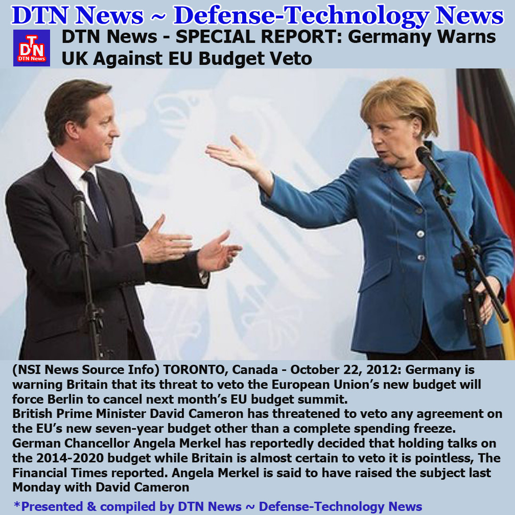 Pictures of The Day: DTN News - SPECIAL REPORT: Germany ...