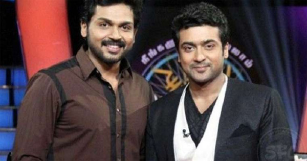 Suriya and Karthi donate Rs 10 lakhs for the flood affected people of Kerala and Karnataka, chennai, News, Cinema, Actor, Flood, Compensation