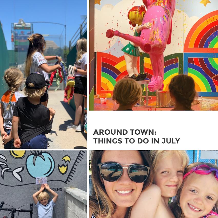 Family Friendly Sacramento: July 2019