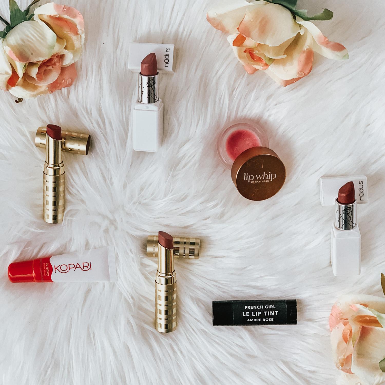 The best non toxic lipsticks