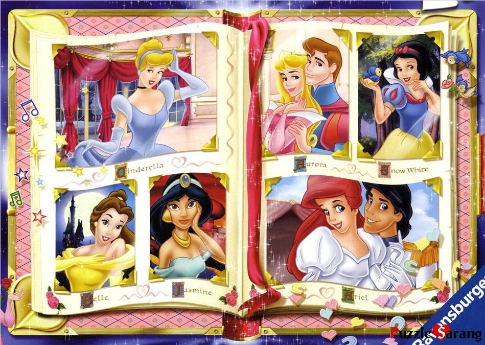 Model kit  Jigsaw Puzzle Walt Disney Jigsaw Puzzles