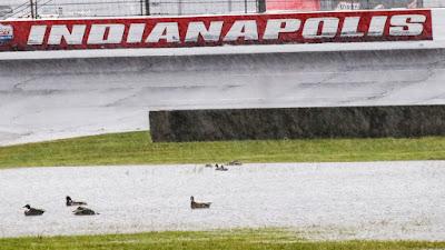 Rain is the Race Day Winner #NASCAR #ARCA