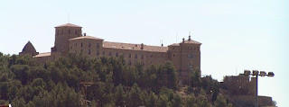 Alcañiz, castillo de la Orden de Calatrava.
