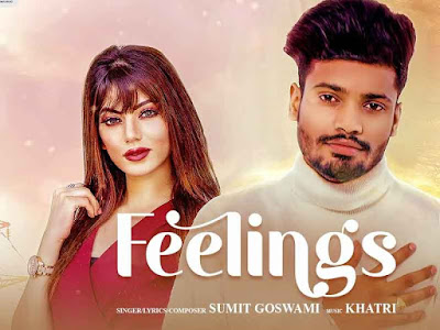 Feelings Lyrics - Sumit Goswami | KHATRI | Haryanvi Song