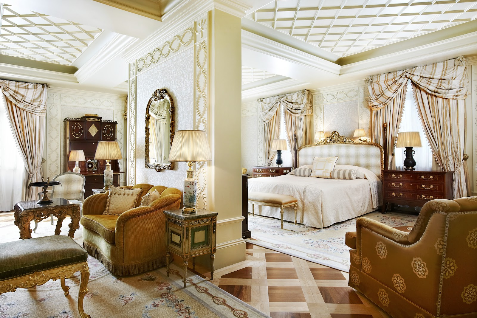 Passion For Luxury : Hotel Grande Bretagne
