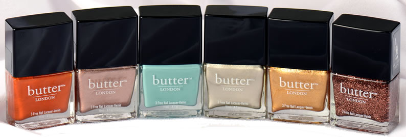 Butter London Summer Holiday Collection 2013